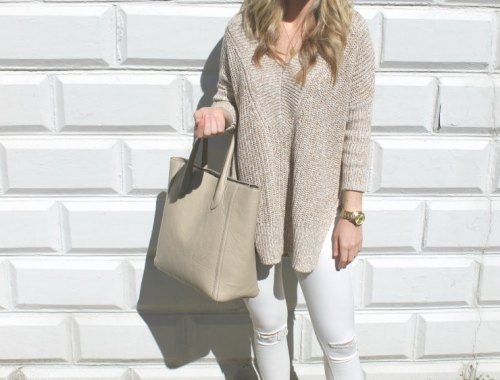 how to wear neutrals in spring