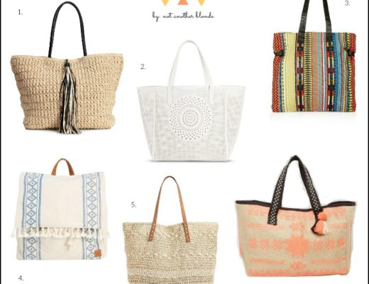 budget beach bags for summer