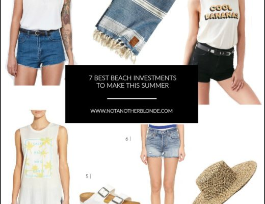 best beach investments for summer