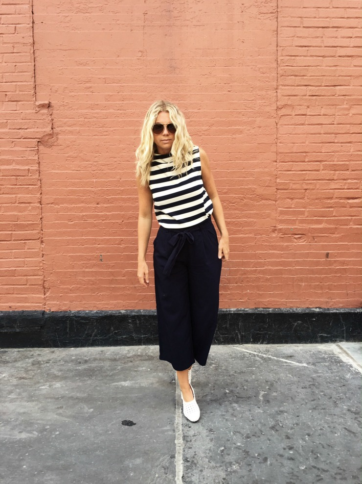 5 outfits to beat the heat in nyc