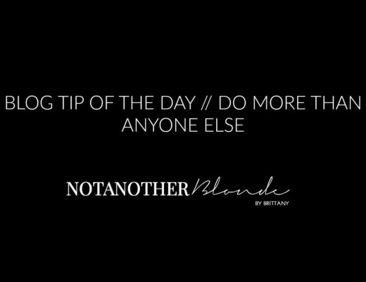 do more than anyone else