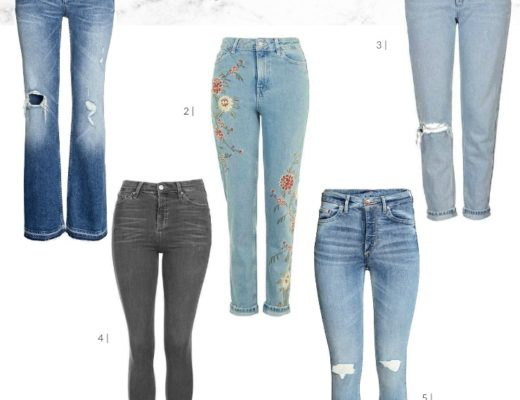 best budget fall denim