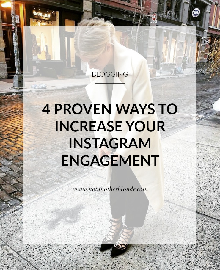 proven ways to increase instagram engagement