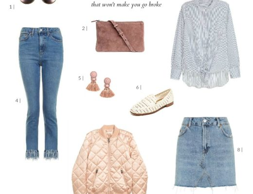 blogger spring fashion picks