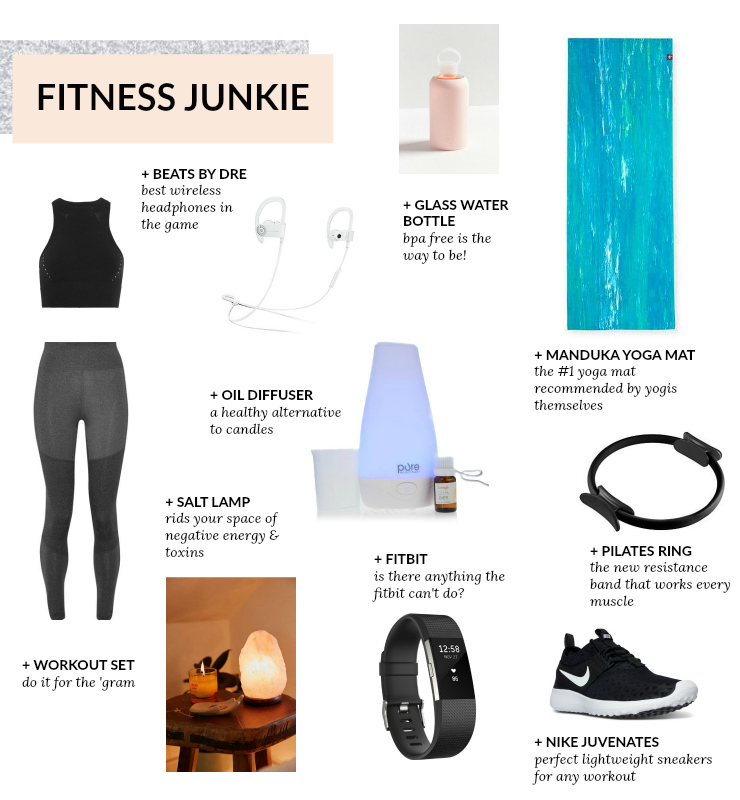 gifts for fitness junkies