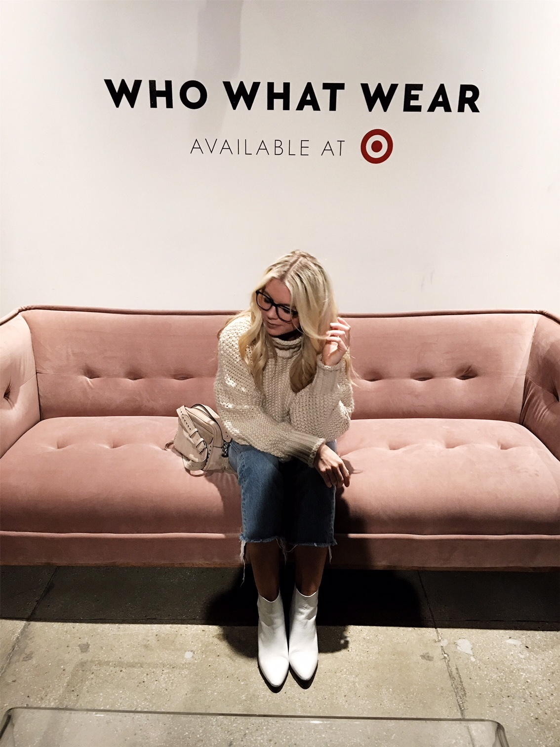 who what wear blogger