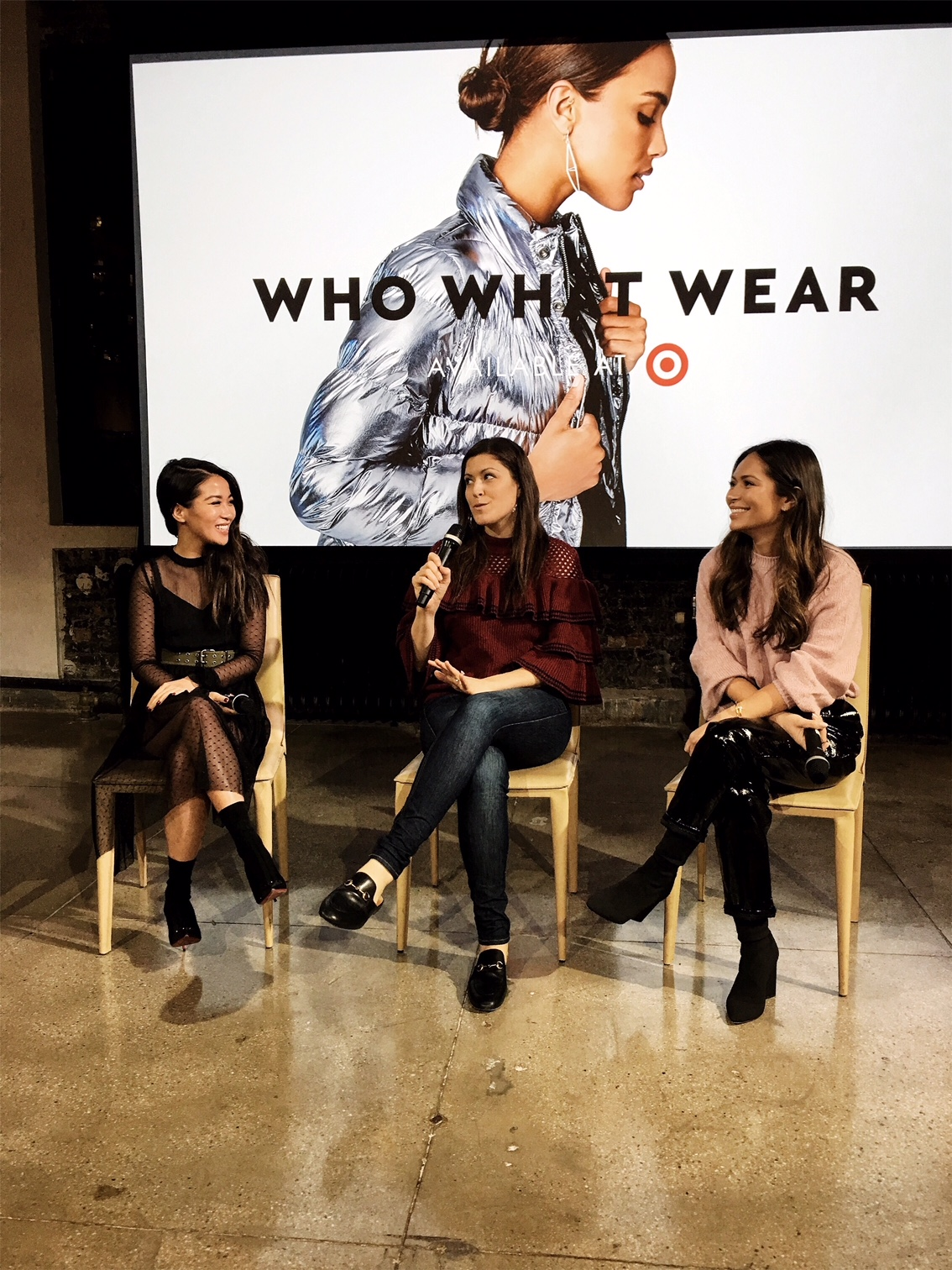 who what wear event